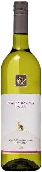 6 Flaschen Gewürztraminer | Königschaffhausen | 2017 | 0,75 Liter
