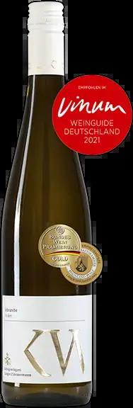 6 Flaschen Scheurebe trocken | Königswingert | 2019 | 0,75 Liter