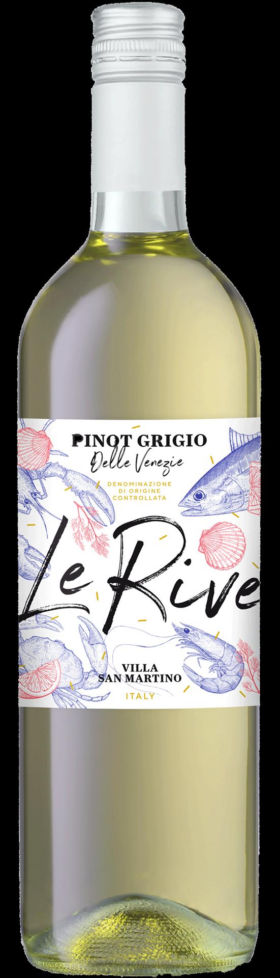 6 Flaschen Pinot Grigio | Cantina Di Bertiolo | 2019 | 0,75 Liter