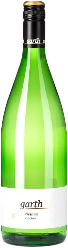 6 Flaschen Riesling | Garth | 2019 | 1 Liter