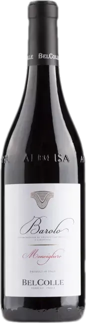 6 Flaschen Barolo Monvigliero  | Bel Colle | 2015 | 0,75 Liter