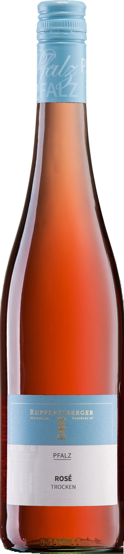 6 Flaschen Dornfelder Rose | Ruppertsberger | 2019 | 0,75 Liter