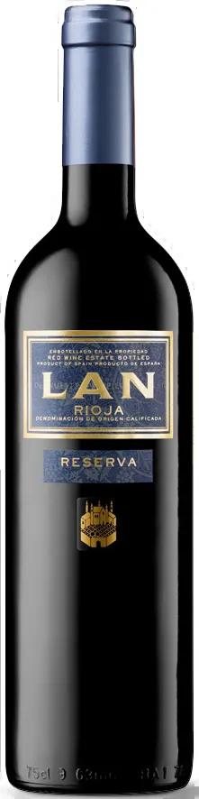 6 Flaschen Bodegas Lan Reserva Rioja | Bodegas Lan | 2014 | 0,75 Liter