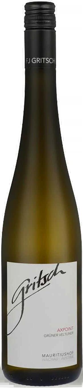 6 Flaschen Grüner Veltliner Federspiel Axpoint | Weingut Gritsch | 2019 | 0,75 Liter