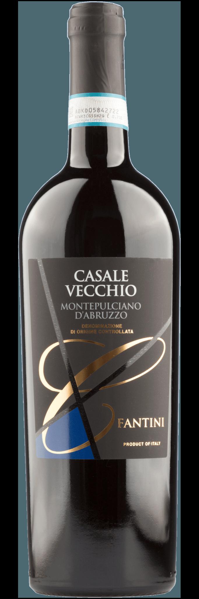 Montepulciano Dábruzzo (schwarz) | Farnese Vini | 2018
