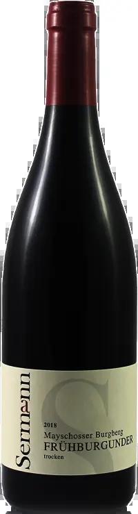 6 Flaschen Frühburgunder | Sermann-Kreuzberg | 2018 | 0,75 Liter