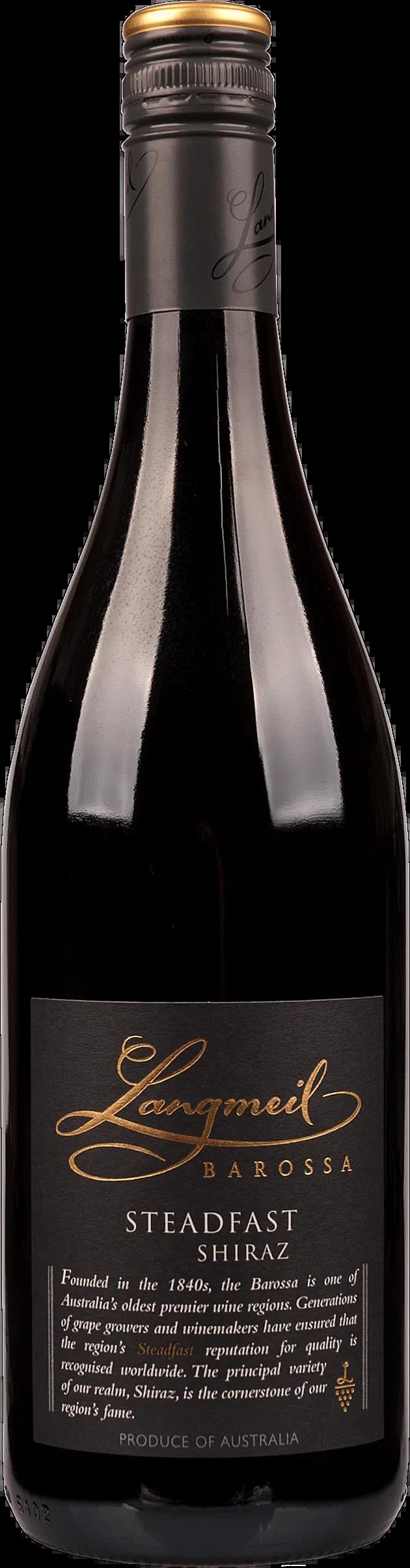 6 Flaschen Steadfast Shiraz / Cabernet | Langmeil | 2017 | 0,75 Liter
