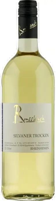 6 Flaschen Silvaner | Russbach | 2018 | 1 Liter