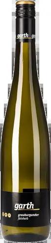 6 Flaschen Grauburgunder | Garth | 2019 | 0,75 Liter