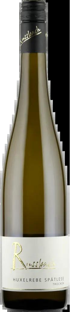 6 Flaschen Huxelrebe Spätlese | Russbach | 2017 | 0,75 Liter